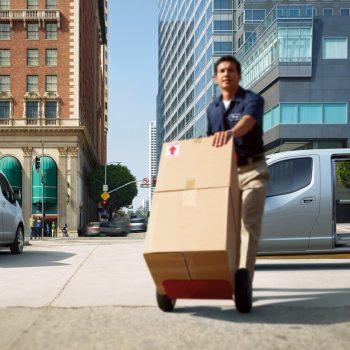 cincinnati Package courier service