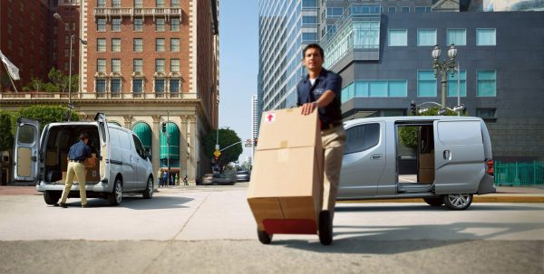 cincinnati Package courier service